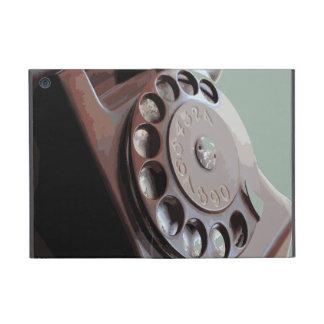 Retro Rotary Dial Phone Vintage Design iPad Mini Case