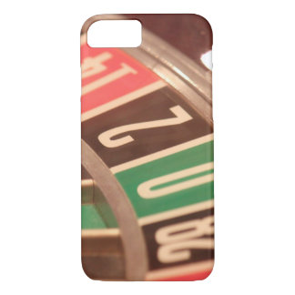Retro Roulette Wheel iPhone 7 Case