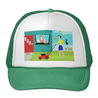 Retro Saturday Morning Trucker Hat