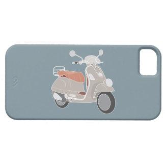 Retro Scooter iPhone 5 5S case