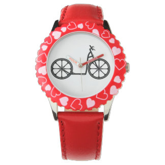 Retro Scooter Watch