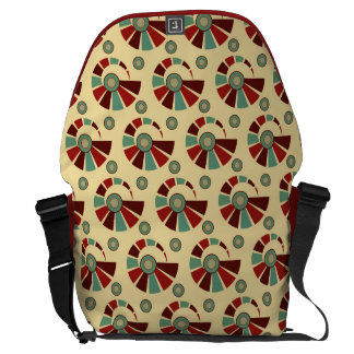 Retro shells- Messenger Bags