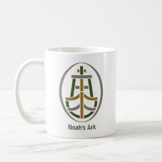 Retro_Ship_Logo-CL32 Coffee Mug