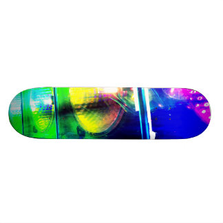 Retro Skateboard