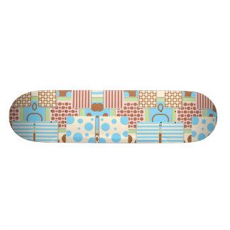 Retro Skateboard Decks