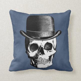 Retro Skull Head Cushion