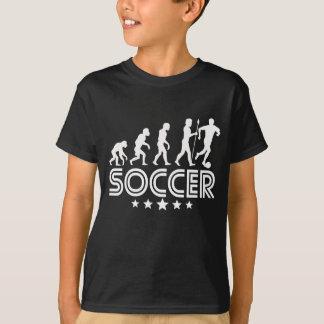 Retro Soccer Evolution T-Shirt