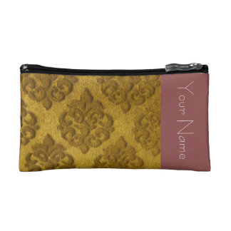 Retro sofa print cosmetics bags
