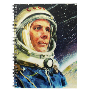 RETRO SPACE AGE 1960's Photo Notebook