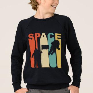 Retro Space Astronauts Sweatshirt