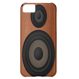 retro speaker iPhone 5C case