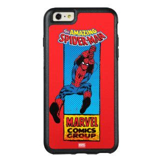 Retro Spider-Man Comic Graphic OtterBox iPhone 6/6s Plus Case