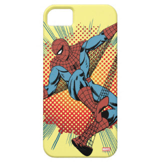 Retro Spider-Man Spidey Senses iPhone 5 Cover