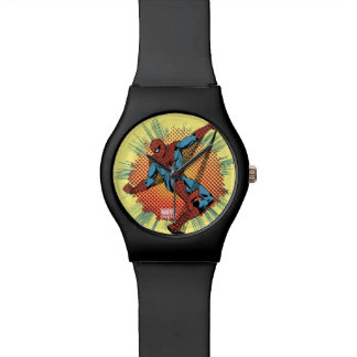 Retro Spider-Man Spidey Senses Watch