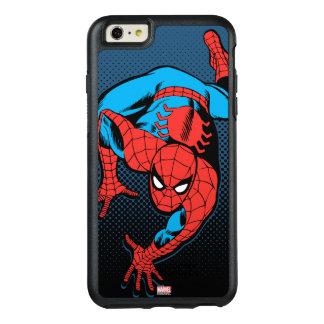 Retro Spider-Man Wall Crawl OtterBox iPhone 6/6s Plus Case