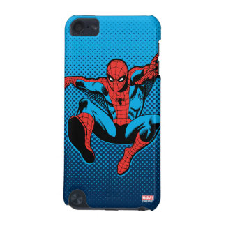 Retro Spider-Man Web Shooting iPod Touch 5G Case