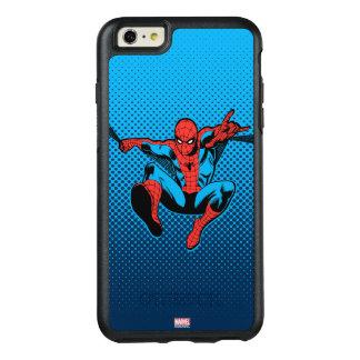 Retro Spider-Man Web Shooting OtterBox iPhone 6/6s Plus Case