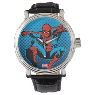Retro Spider-Man Web Shooting Watch