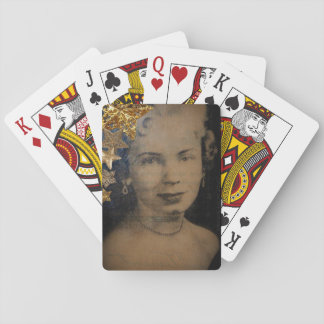'Retro Star' Playing Cards