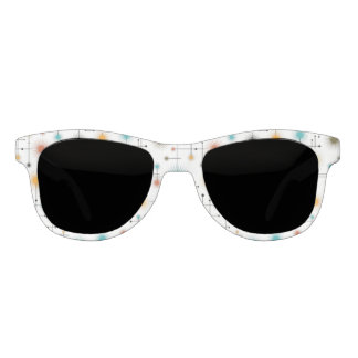Retro Starbursts A Go-Go! Sunglasses