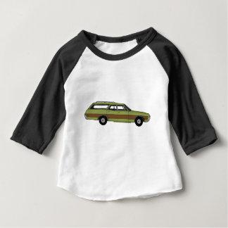 retro station wagon baby T-Shirt