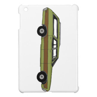 retro station wagon iPad mini covers