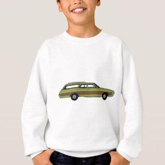 retro station wagon sweatshirt