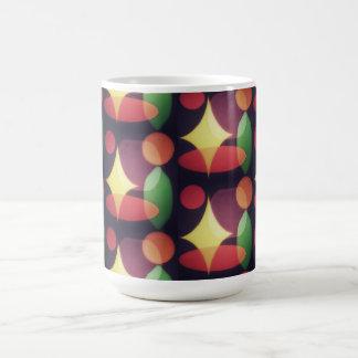 Retro-style Abstract Magic Mug
