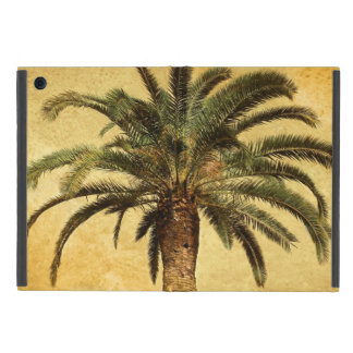 Retro Style Tropical Island vintage Palm Tree iPad Mini Cover