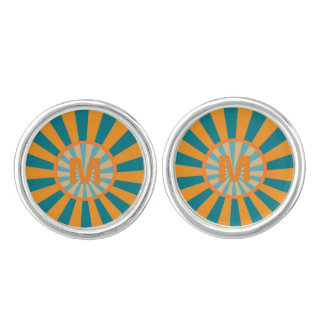 Retro Sunbeam Cufflinks
