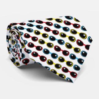 Retro Sunglasses Primary Tie