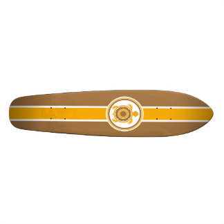 Retro Surfboard Skateboards