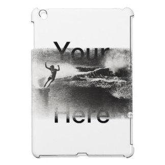 retro surfing iPad mini cover