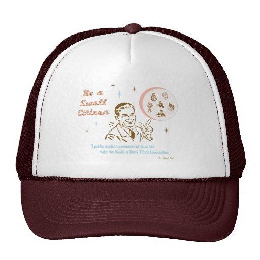 Retro 'Swell Citizen' Hat