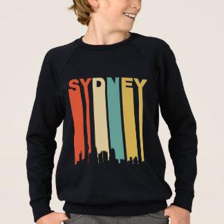 Retro Sydney Skyline Sweatshirt