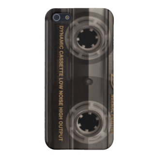 Retro tape covers for iPhone 5