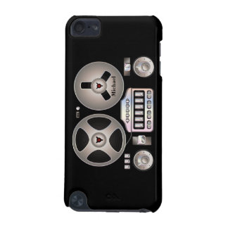 Retro Tape Recorder Magnetophon iPod Touch 5 Case