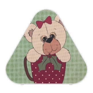 Retro Teddy Bear Christmas