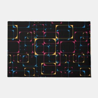 Retro Television Pop Doormat