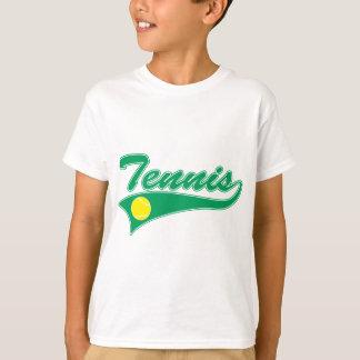 Retro Tennis T-Shirt