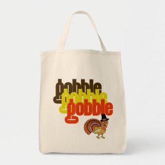 Retro Thanksgiving Turkey Bags