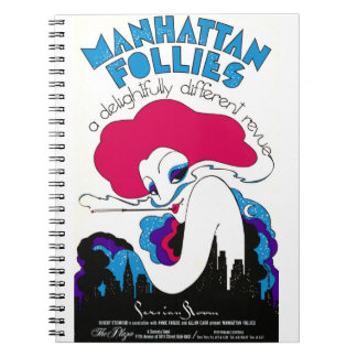 Retro Theater Poster 1979 Notebooks