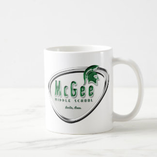 Retro Themed McGee Logo #2 Coffee Mug