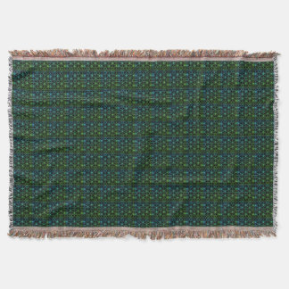 Retro Throw Blanket