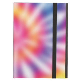 Retro Tie Dye Case For iPad Air
