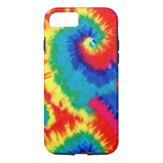 Retro Tie-dye iPhone 8/7 Case