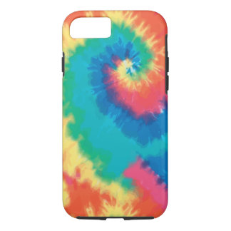 Retro Tie Dye Look iPhone 8/7 Case