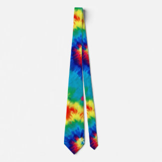 Retro Tie Dyed Psychedelic