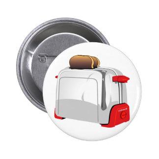 Retro Toaster Button