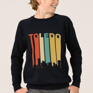 Retro Toledo Skyline Sweatshirt